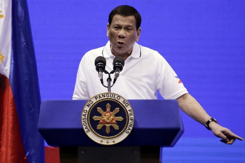 President Rodrigo Duterte vetoed a draft law which would have banned physical, humiliating, or degrading acts of punishment or discipline by parents or teachers on children.