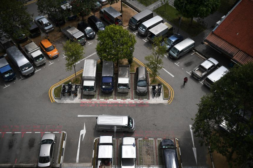 The new parking service will make it easier for drivers to find open-air parking.