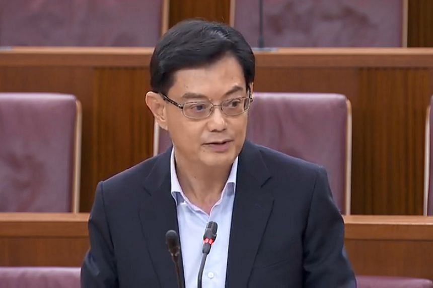 Finance Minister Heng Swee Keat said the cost of enforcing a tiered goods and services tax regime would ultimately be passed on to consumers.