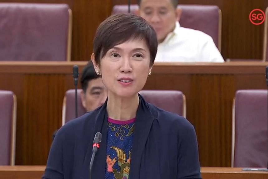 Manpower Minister Josephine Teo said her ministry will outline measures to further support women in the workforce during the debate on its budget next week.