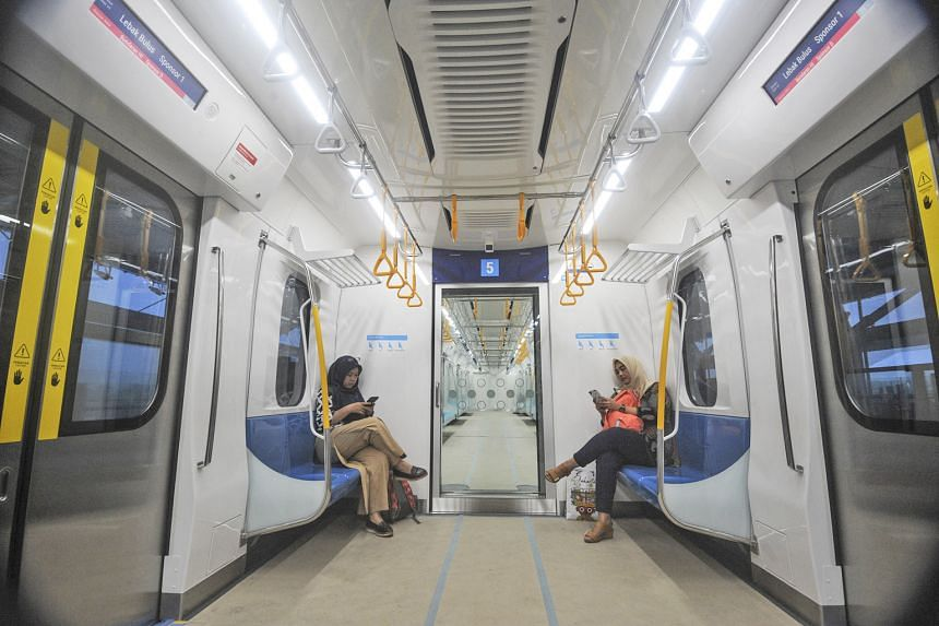 Jakarta S New Mrt Offers A Ride Out Of The Jams Se Asia News Top