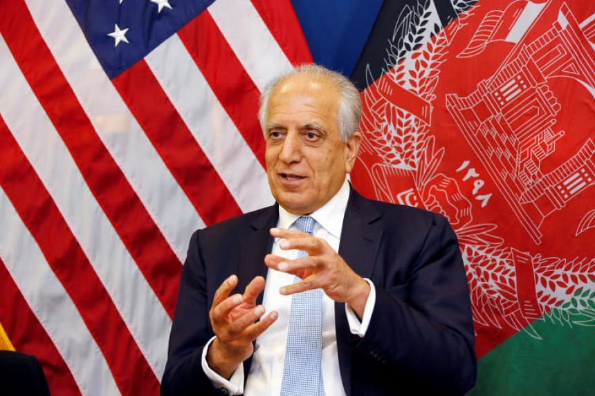 US special peace envoy Zalmay Khalilzad said in a tweet that the meetings he held with the Taleban in Doha were productive.