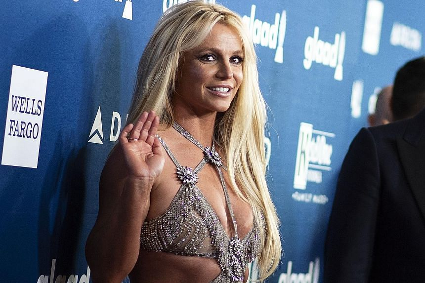Britney Spears took an indefinite break in January to look after her sick father, but sources say he is doing much better.