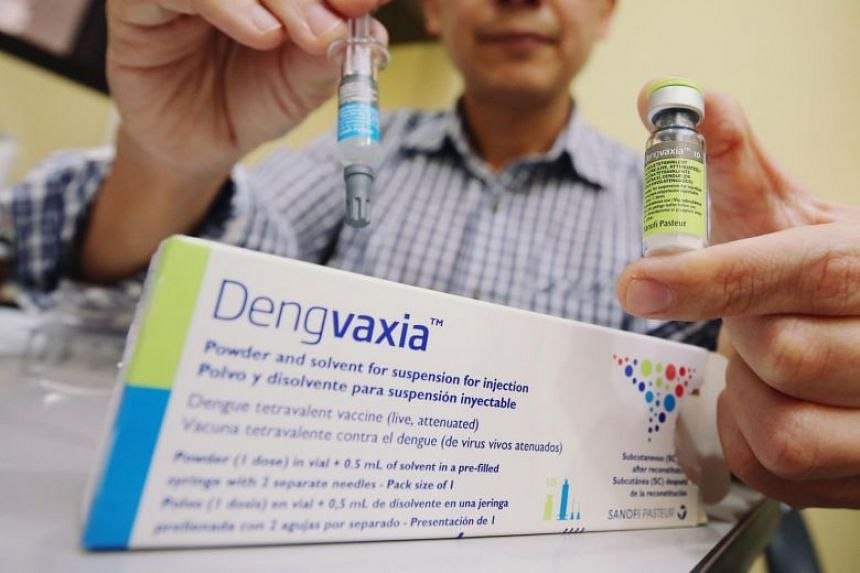 Dengue, a mosquito-borne virus also known as break-bone fever, affects roughly 400 million people around the world each year. Sanofi's Dengvaxia is the world's first and only vaccine on the market for the disease.