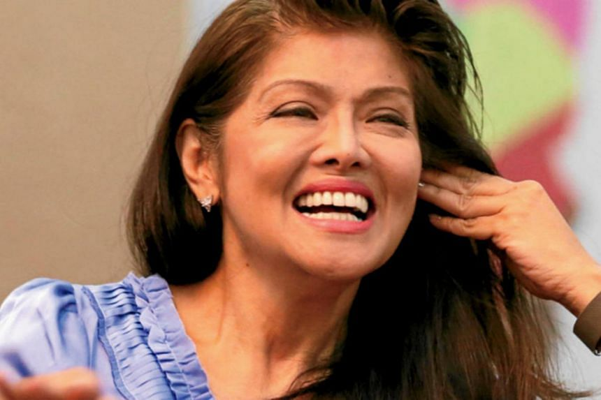 Imee Marcos did enroll at Princeton in 1973, but no record shows that she graduated in 1979, The Daily Princetonian reported.