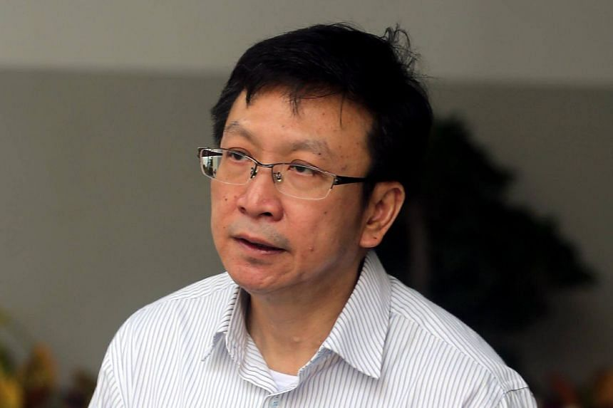 Dr Khoo Buk Kwong had forged a prescription to obtain 100 capsules of Duromine, a prescription drug used as an appetite suppressor, for his former wife.
