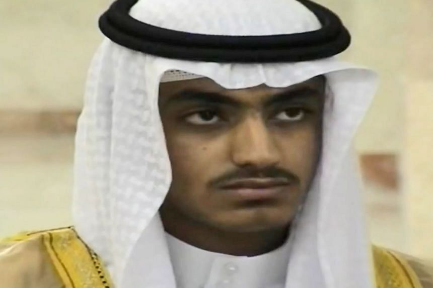 "The US State Department said on Feb 28, 2019, that it was offering a reward of up to US$1 million (S$1.3 million) for information leading ""to the identification or location in any country"" of Hamza bin Laden, calling him a key Al-Qaeda leader."