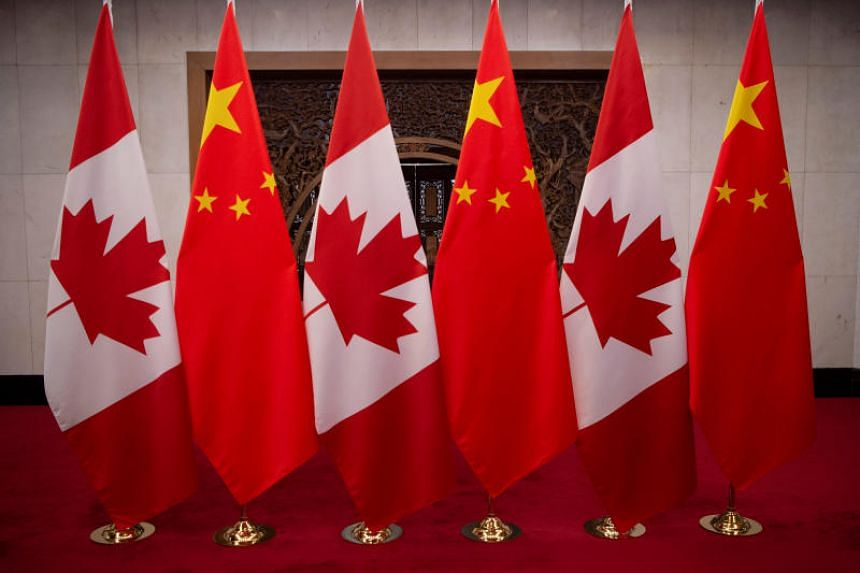 At a regular daily news briefing, China's Foreign Ministry took Canada to task over possible double standards, by commenting on a domestic Canadian political issue that does not otherwise involve China.