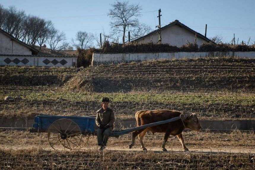 North Korea has been under multiple UN sanctions for decades over its weapons programmes and has blamed them for its economic woes.