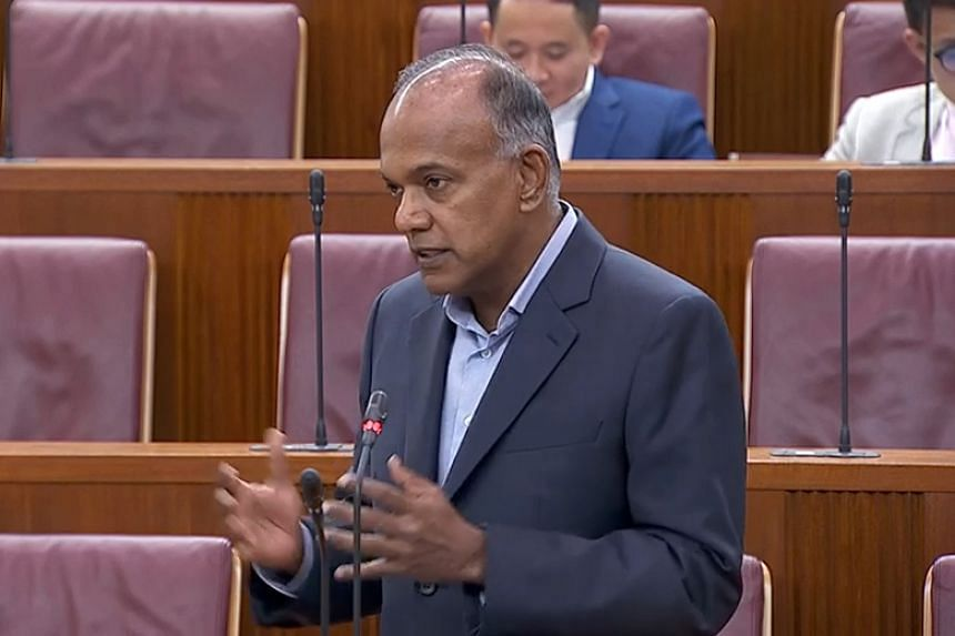 Home Affairs and Law Minister K. Shanmugam said the impact of foreign interference on countries is known and documented.