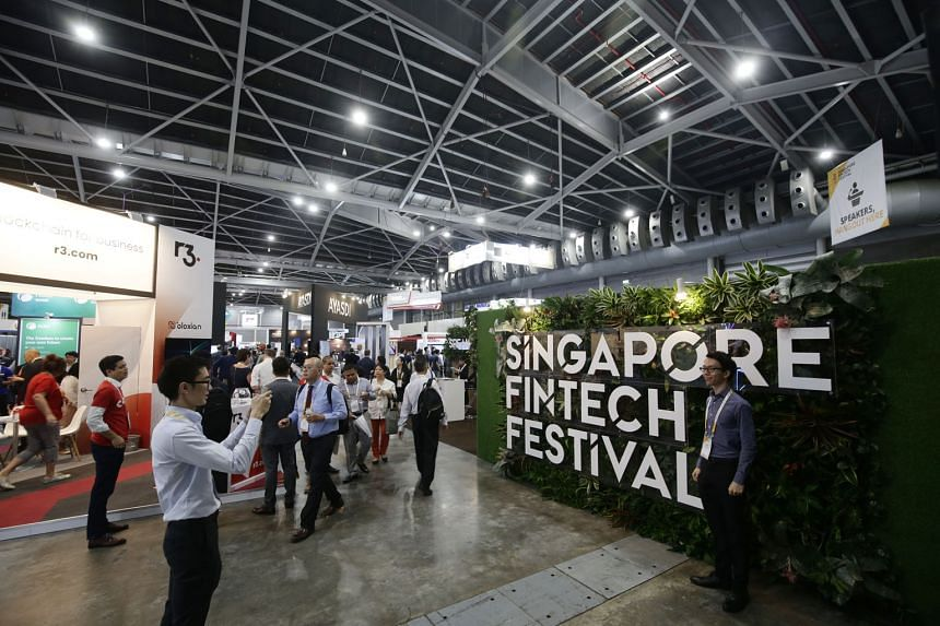 The Singapore FinTech Festival 2018 was held last November at the Singapore Expo. An Accenture report released yesterday said that investment in Singapore hit US$365 million (S$492.4million) last year, up from US$180 million in 2017. This puts the Re