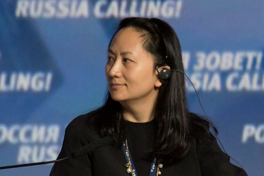 Meng Wanzhou (above)  will appear in a Vancouver court on March 6 to set the date of the hearing.