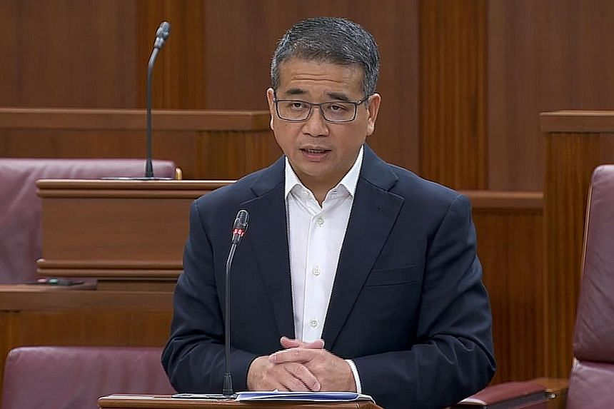 The Health Ministry plans to look into whether Community Health Assist Scheme (Chas) beneficiaries can be informed of their subsidy each time they use their card at a medical or dental clinic, said Senior Minister of State for Health Edwin Tong yeste