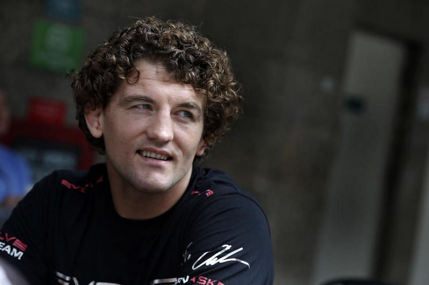 Ben Askren (above) will make his Ultimate Fighting Championship welterweight debut against Robbie Lawler on March 3, 2019.