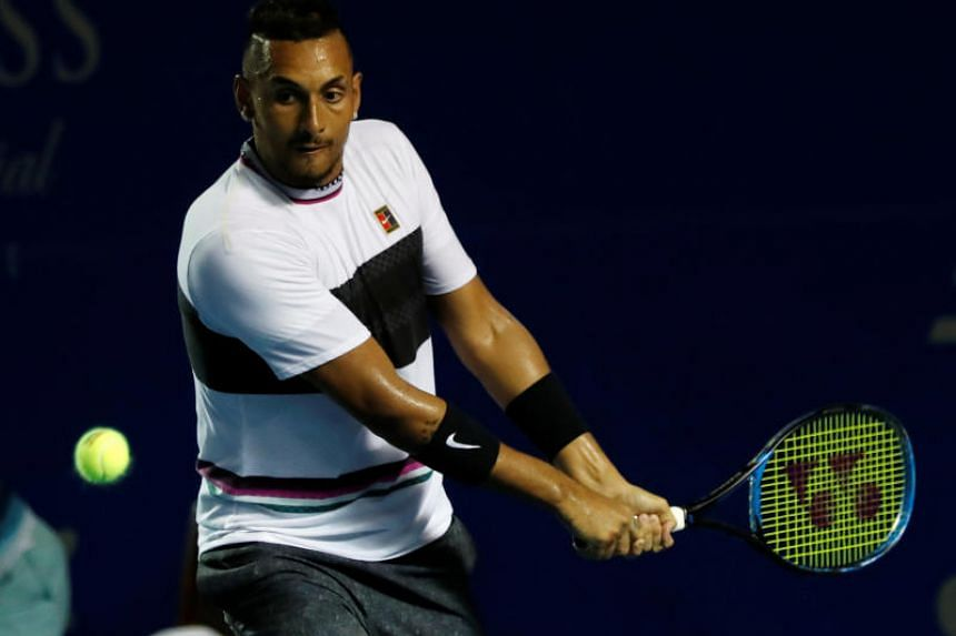 Nick Kyrgios reached his first ATP final since capturing his fourth trophy in Brisbane in January 2018.