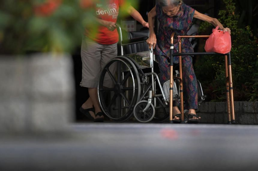The continued reliance on individual caregivers is unlikely to be sustainable in Singapore.