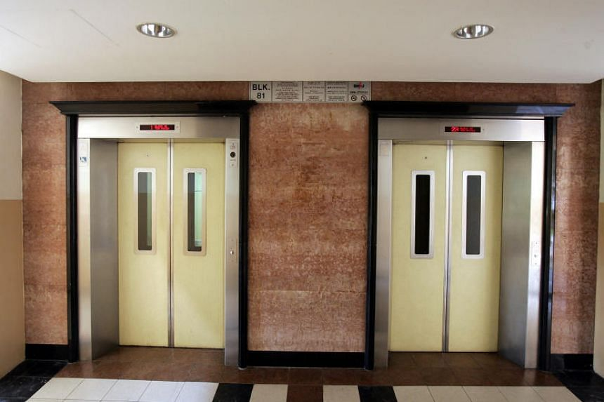 There seems to be a lack of basic courtesy when it comes to taking the lift with someone else.