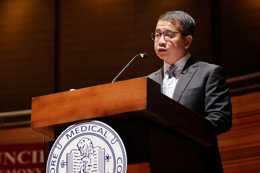 """According to Senior Minister of State Edwin Tong, the Ministry of Health will set up a working group to """"review the legal position, as well as the practical aspects of taking such consent - what it entails and what the standards are - with a view to"""
