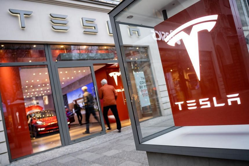 The report said the Tesla struck a tractor trailer and the roof was sheared off as it passed underneath the trailer and came to a rest three-tenths of a mile south of the collision.