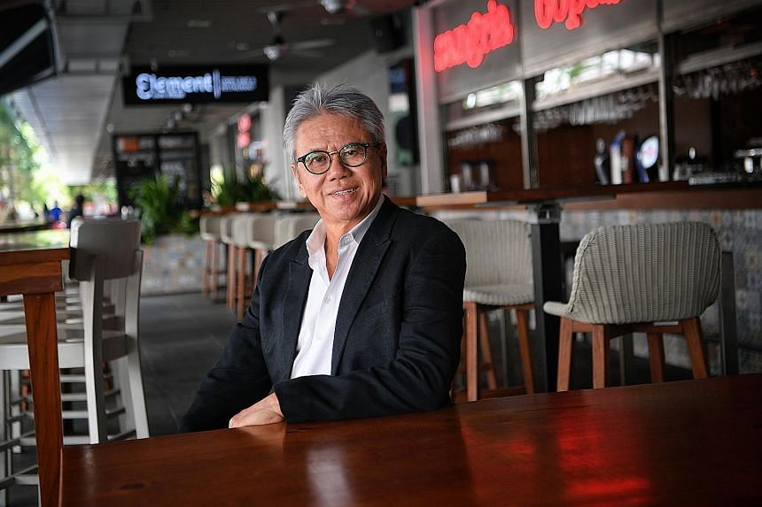 Amara Holdings chief executive officer Albert Teo believes the home-grown company's unique positioning, as well as commitment to continually rejuvenate and refresh its assets and service offerings, will put it ahead of the competition.