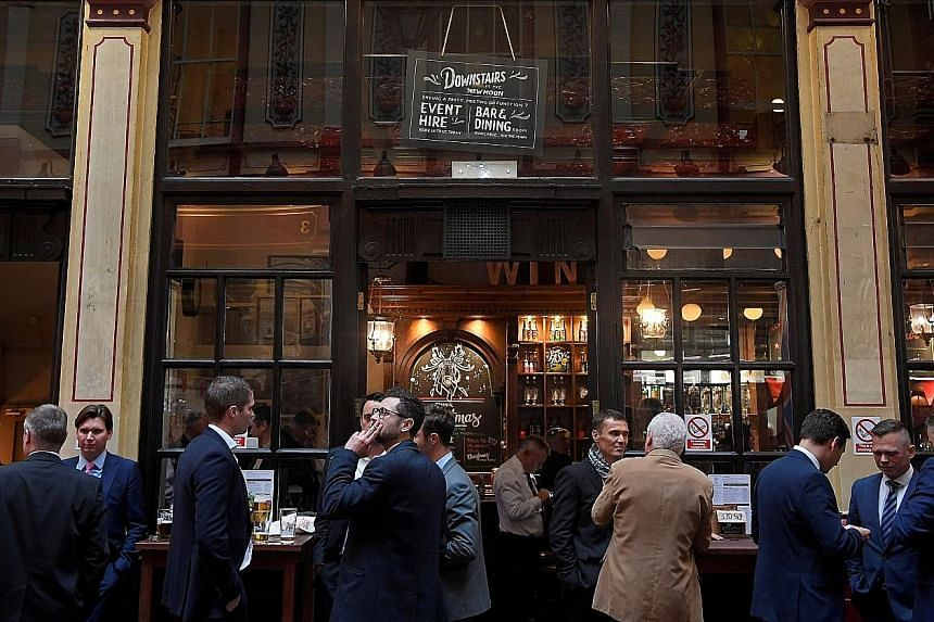 Latest British government statistics on public houses indicate that the decline in their numbers has been halted and that pub culture may actually be coming back into fashion.