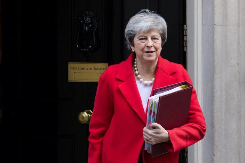 Lawmakers overwhelmingly rejected British Prime Minister Theresa May's deal in January.