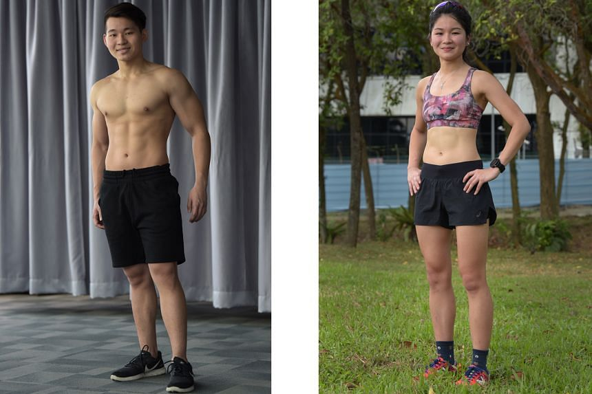 Nirel Tan (left) and Diann Lee (right).