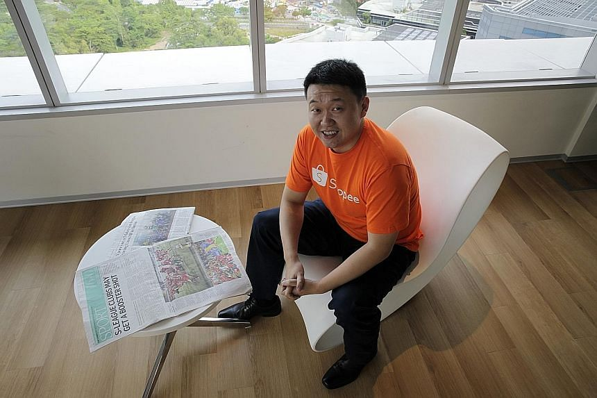 Sea Ltd chief executive Forrest Li, 41, became a billionaire after the company's shares surged 35 per cent last Wednesday. The Singapore-based company is South-east Asia's biggest gaming service. The hit mobile game Free Fire played a big role in boo