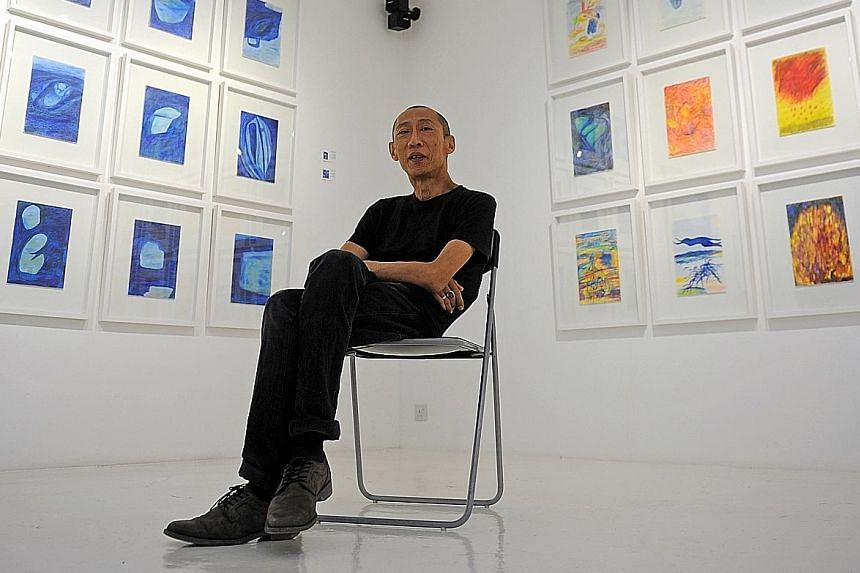 Performance artist and Cultural Medallion recipient Lee Wen was best known for his Yellow Man series, which addresses cultural stereotypes.