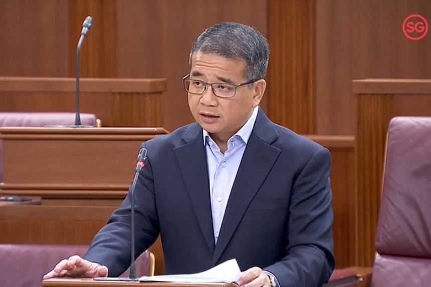 Two proposed changes to promote alternative methods in lieu of legal proceedings are currently being reviewed by the Ministry of Law, said Senior Minister of State for Law and Health Edwin Tong.