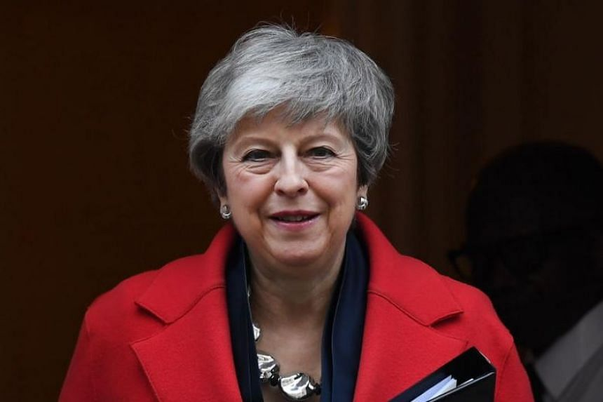 Britain is due to leave the bloc at the end of the month and Theresa May, whose exit deal with Brussels was rejected by a large majority of lawmakers in January, has promised parliament will get to vote on a revised deal by March 12.