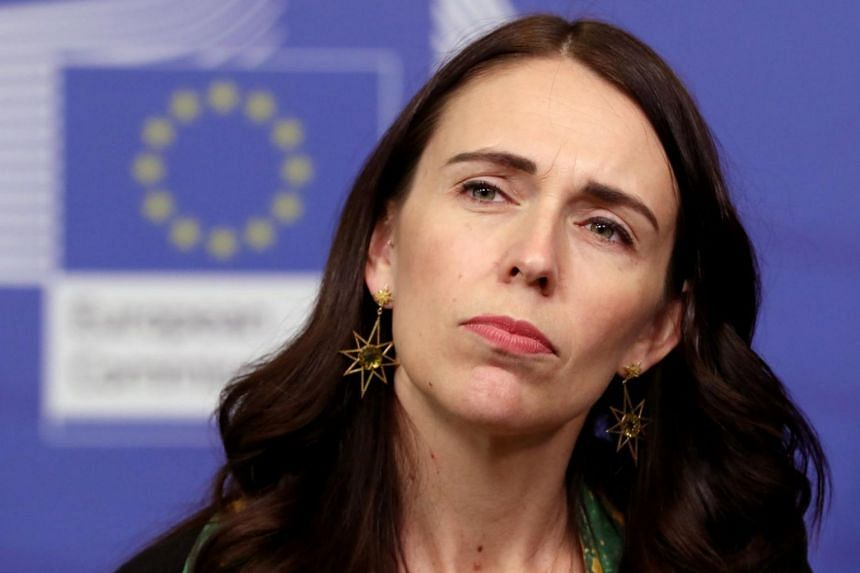 New Zealand Prime Minister Jacinda Ardern said the man's joining of ISIS was illegal and could have legal ramifications, but added that her government would provide him with a travel document to return, if possible.