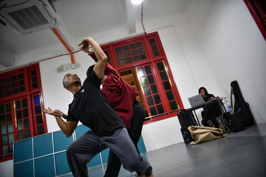"Kotor by -wright Assembly runs from March 7 to 10 at Stamford Arts Centre, in solidarity with International Women's Day on March 8. The word ""kotor"" means ""dirty"" in Malay and can be used to describe a menstruating woman or a sex worker."