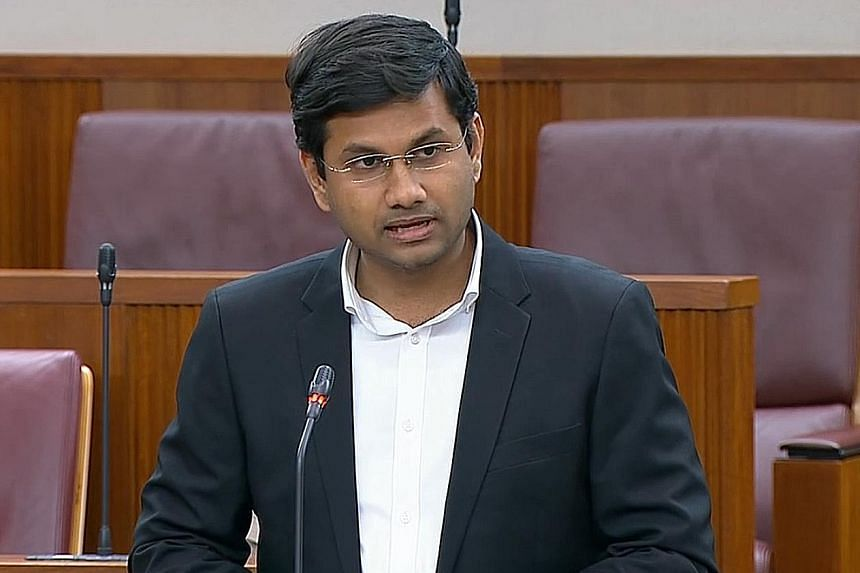 Nominated MP Mohamed Irshad