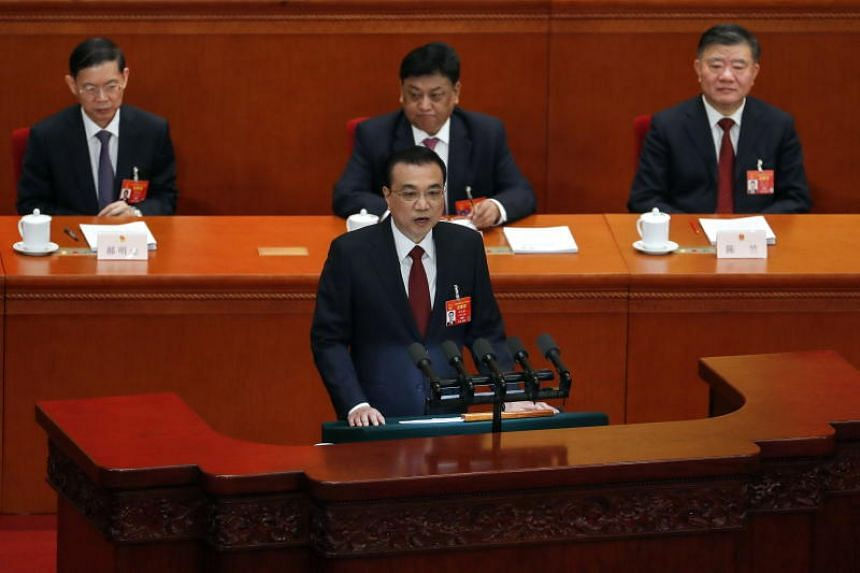 "Chinese Premier Li Keqiang assured foreign companies that they will be treated as ""equals"" as Chinese companies."