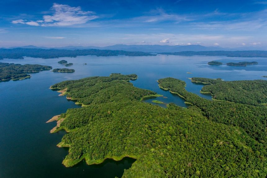 Thailand's biggest will be the 325-MW farm at Sirikit Dam in northern Thailand, scheduled to be completed in 2035.