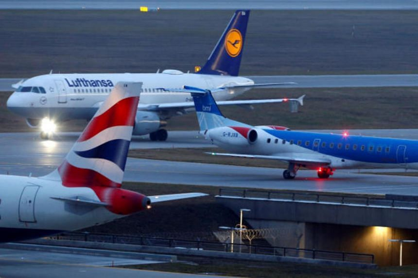 The fast-growing airline sector accounts for two per cent of world greenhouse gas emissions and should do more to manage risks of climate change, the Transition Pathway Initiative said in a review of 20 of the world's biggest listed airlines.