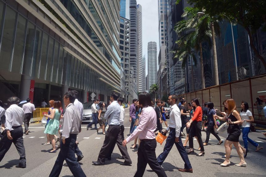 About seven in 10 employees in Singapore currently work in companies that offer at least one formal flexi-work arrangement.
