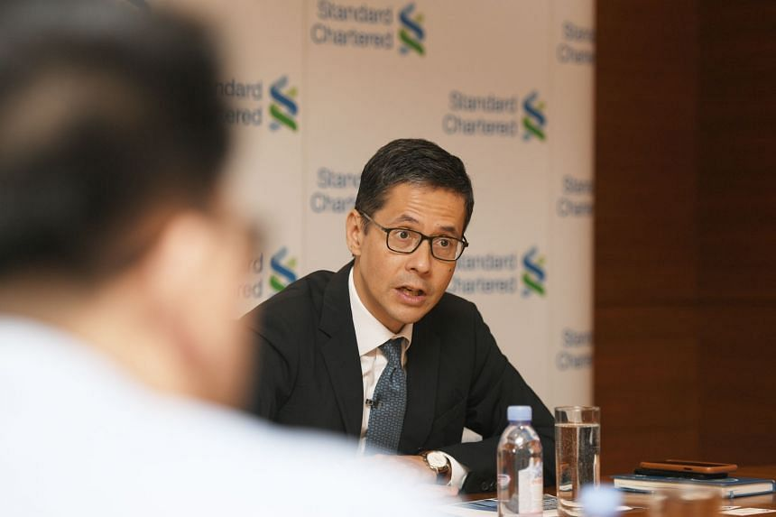 Standard Chartered Singapore chief executive Patrick Lee says that the bank wants to leverage its current growth momentum while delivering double-digit growth on its return on equity. The bank's positive results in Singapore come amid recent news fro