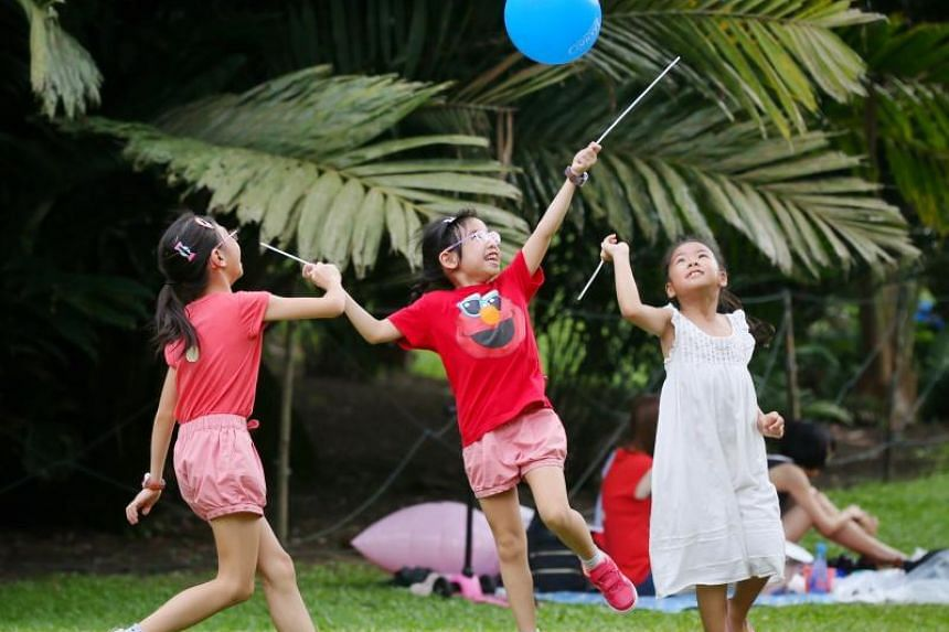 Singapore Botanic Gardens has expanded in recent years, says its group director.