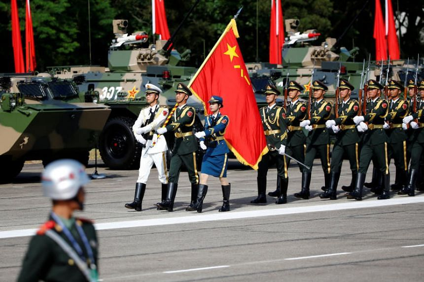 China's 2019 defence budget to rise by 7.5%, growth rate lower ...