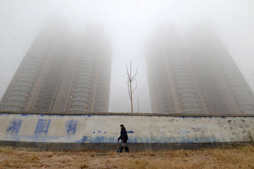 China also plans to raise spending on air pollution, up 25 per cent to 25 billion yuan.