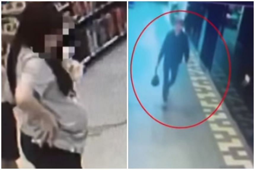 A 24-year-old woman and her 23-year-old boyfriend from Singapore have been identified as key suspects, according to Taiwanese media reports.