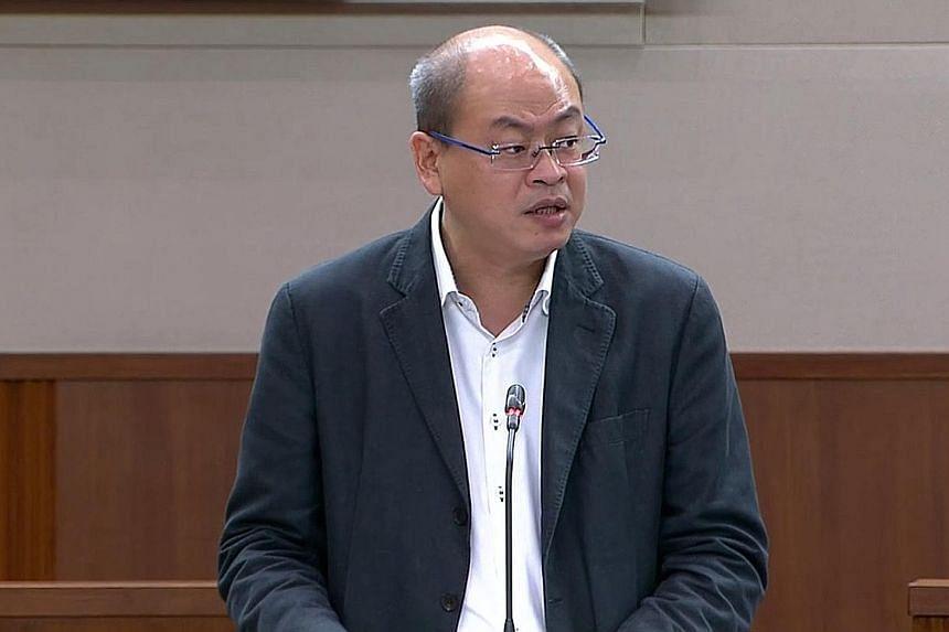 MR YEE CHIA HSING (Chua Chu Kang GRC).