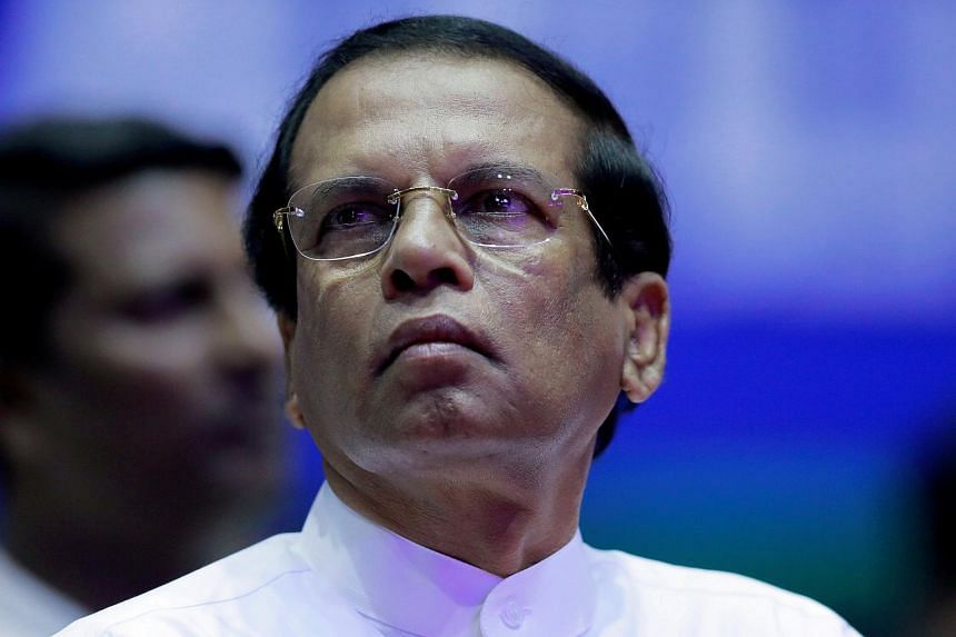 President Maithripala Sirisena said he will formally ask the United Nations rights body to reconsider a 2015 resolution which called for credible investigations into alleged atrocities.