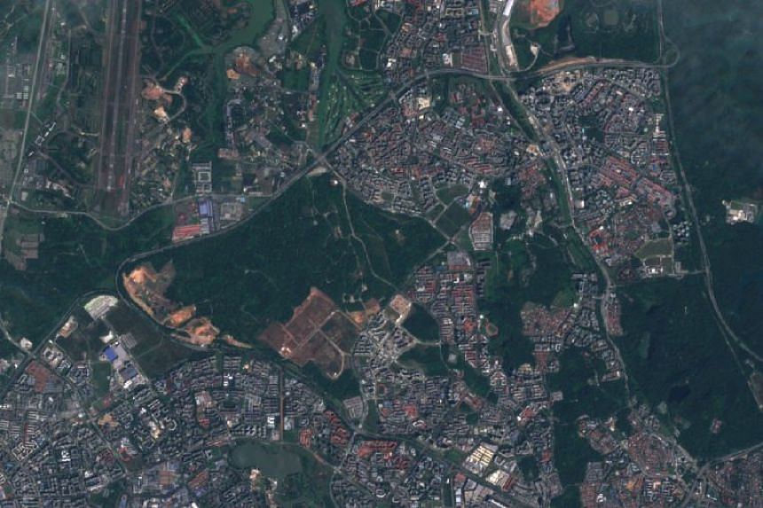 """Second Minister for National Development Desmond Lee cited the case of Singapore's newest Housing Board town, Tengah. This 700ha area was billed as a """"forest town"""" but has since drawn flak for causing significant deforestation in the area."""