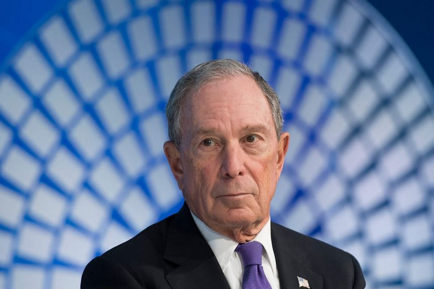 Bloomberg (above) considered running for president as an independent in 2016.