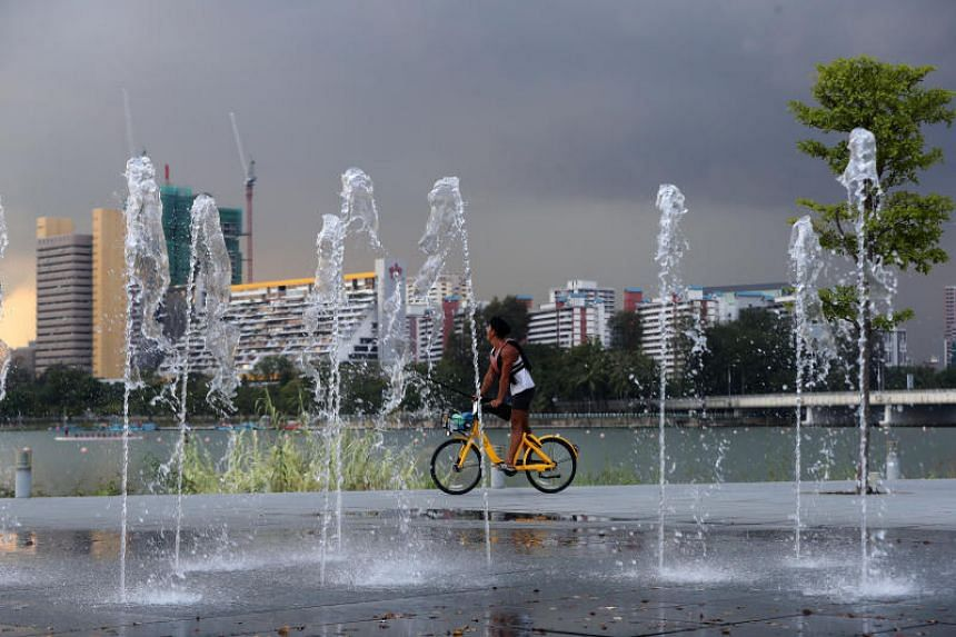 Many younger people in Singapore have never experienced a water shortage before, says the writer.