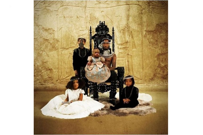 Father of 4 is the debut studio album by American rapper Offset.