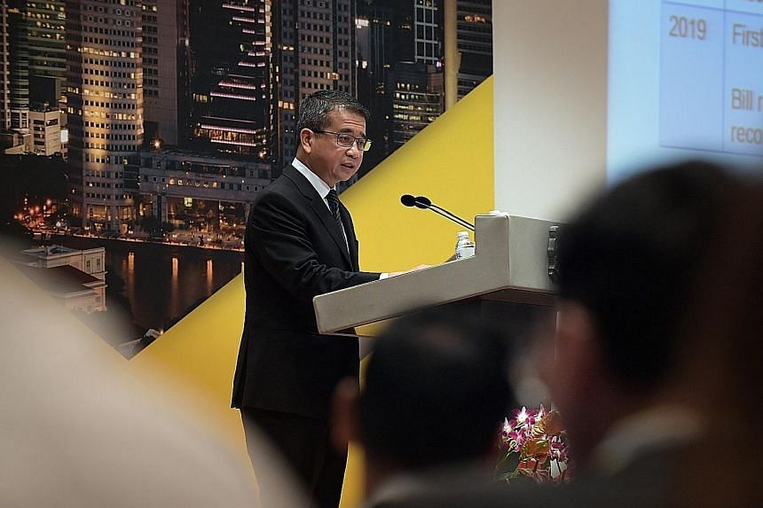 Senior Minister of State for Law and Health Edwin Tong, speaking at the 4th Criminal Law Conference, said the problem of online sexual grooming is more pressing as the Internet is a key part of children's lives today.